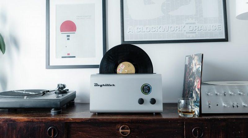 Degritter — ультразвуковой очиститель виниловых дисков