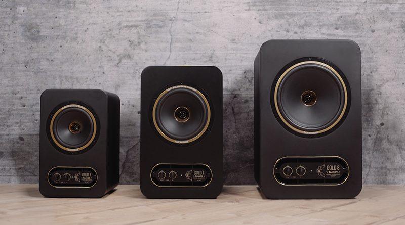 Tannoy Gold – следующая генерация студийных мониторов Dual Concentric
