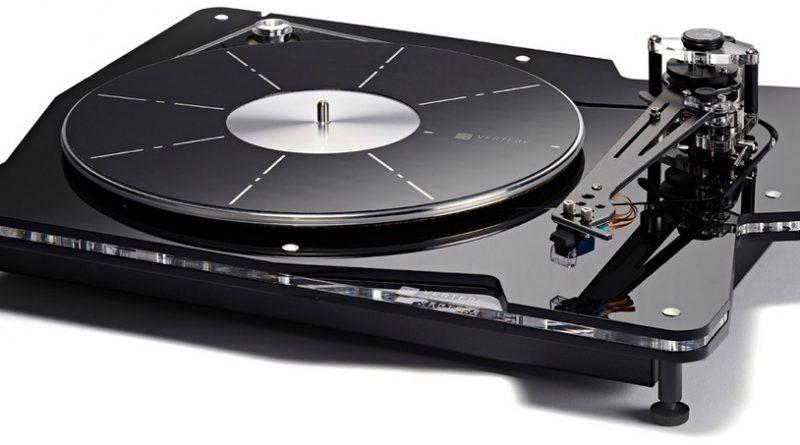 Vertere Acoustics Groove Record Player — еще один взгляд на проигрыватель винила