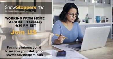 ShowStoppers TV, Working from Home