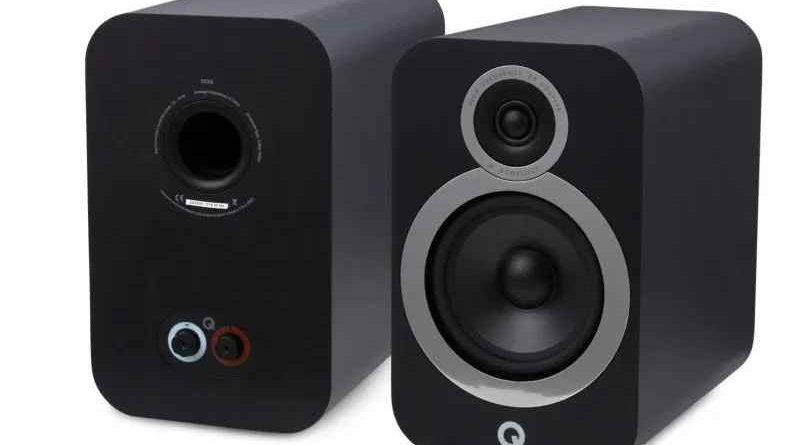 Q Acoustics 3030i: компактно-полновесные полочники