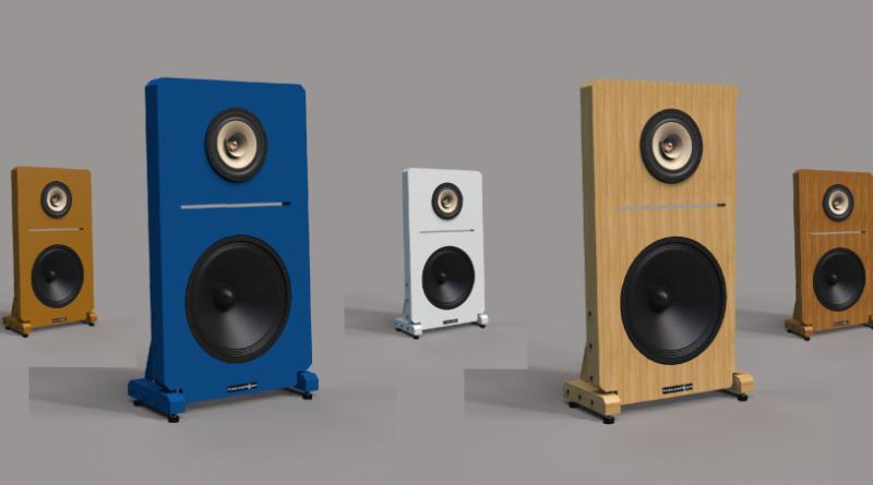 PureAudioProject предложила модульные открытые АС Duet15 Prelude