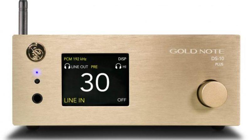 Gold Note объявл выпуск All-in-One DS-10 в версии PLUS