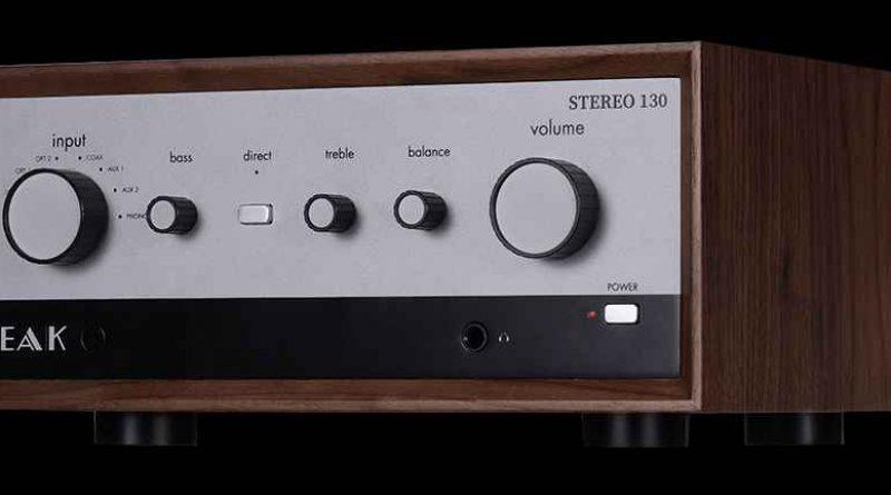 Усилитель Leak Stereo 130 – первый продукт Leak за 40 лет