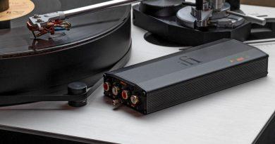 iPhono3 Black Label – предусилитель-фонокорректор в стиле iFi