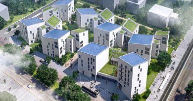 Future Living Berlin — Первый в Берлине квартал Smart City с энергоснабжением от Panasonic