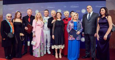 В Киеве на Аллее Звезд появились новые имена