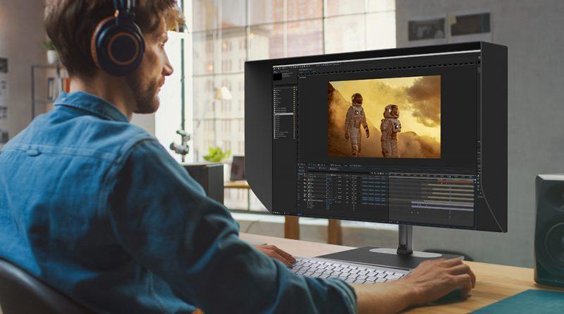 Новинки ViewSonic на CES 2021 — дисплеи и проекторы
