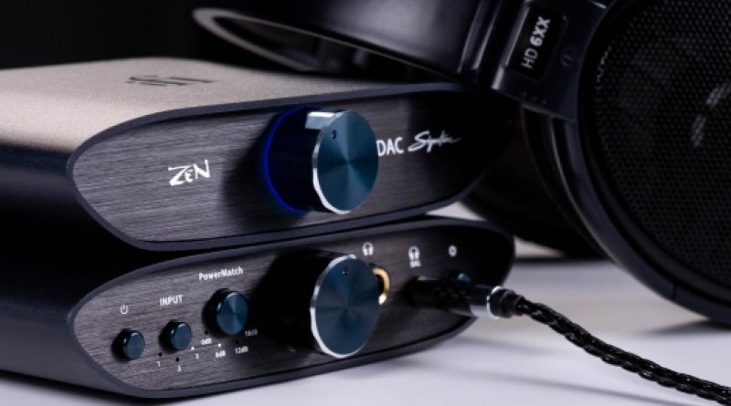 ЦАП ZEN DAC и усилитель наушников ZEN CAN от iFi вышли в версии Signature