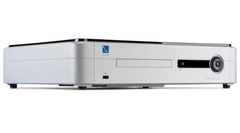 PS Audio PerfectWave SACD Transport: поток DSD для внешнего ЦАП и гальваническая радиоразвязка