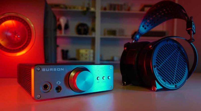 Burson Audio Funk — универсальный усилитель