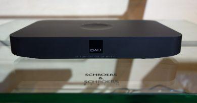 DALI SOUND HUB COMPACT — беспроводной предусилитель для систем DALI С