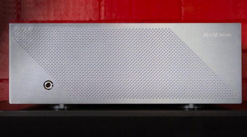 Стереооконечник Heschl Audio Labs HAL 300 — стабилен для 2 Ом