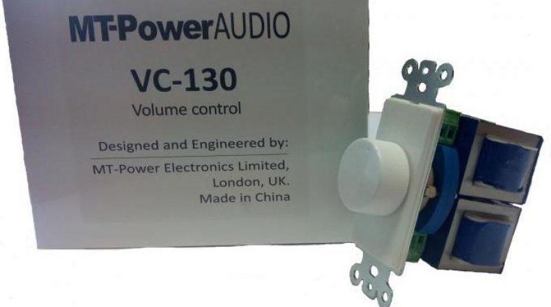 Регулятор громкости MT Power VC-130