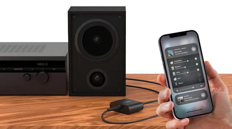 Донгл Belkin Soundform Connect: добавьте AirPlay 2 в любую систему