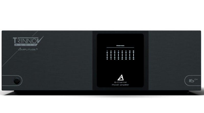 16-канальный оконечник Trinnov Audio Amplitude16 дополнит аудиопроцессоры компании