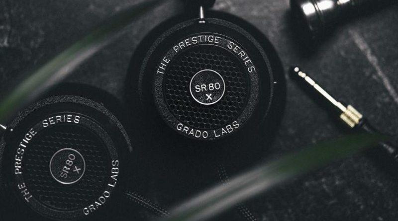 Grado SR125x — лишь одна из новых моделей наушников Grado Prestige X Series.